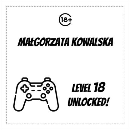 Winietka na 18 Gamepad [Projekt 2]