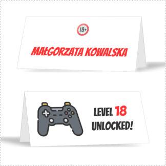 Winietki na 18 Gamepad [Projekt 1]