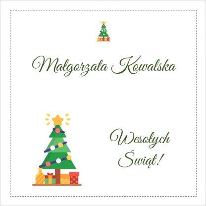Winietka świąteczna [Projekt 1]